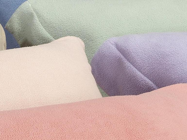 Fronha Avulsa Plush de Microfibra com Abas - Conforto - Dui Design