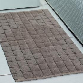Tapete 60x120cm de algod�o com antiderrapante 1600g/m� - Diamond - Kacyumara