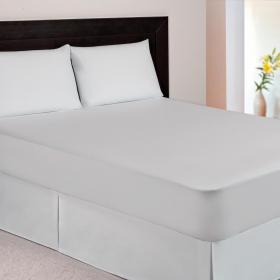 Protetor de colch�o Solteiro imperme�vel - Com Sleep em Microfibra - Kacyumara