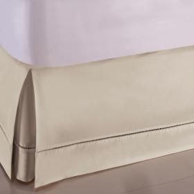 Saia para cama Box King - Ponto Palito Fend - Sultan