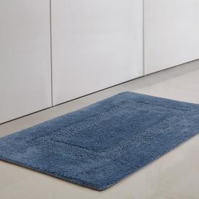 Tapete 50x70cm de algod�o com antiderrapante 1600g/m� - Chart - Kacyumara