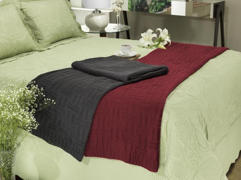 Manta de tricot de sof torino dui design vida e cor - Cobertor para sofa ...