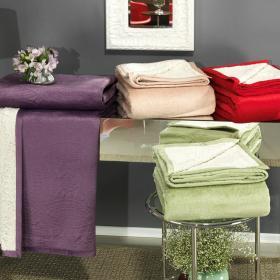 Cobertor Avulso Casal com efeito Pele de Carneiro - Verona Sherpa - Dui Design