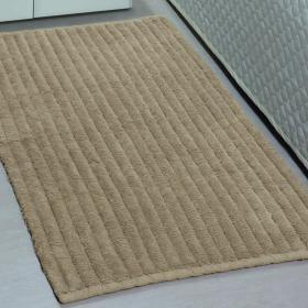 Tapete 60x120cm de algod�o com antiderrapante 1600g/m� - Wall - Kacyumara